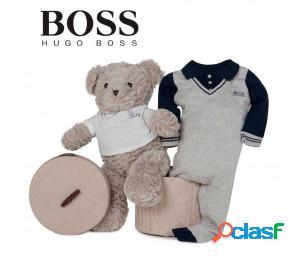 Canastilla bebé hugo boss smart