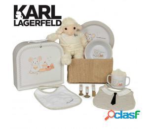 Canastilla bebé karl lagerfeld deli