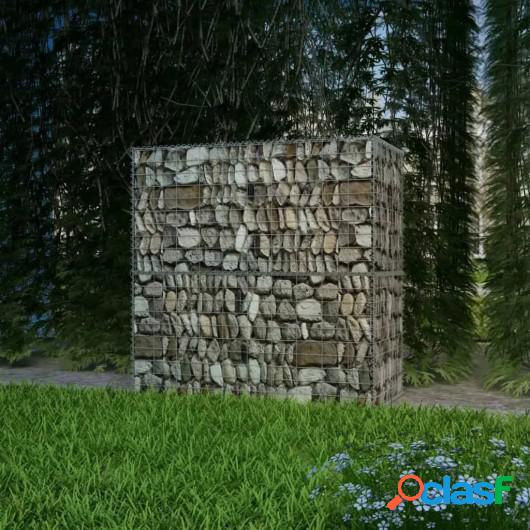 Cesta de acero para muro de gaviones 100x50x100 cm acero