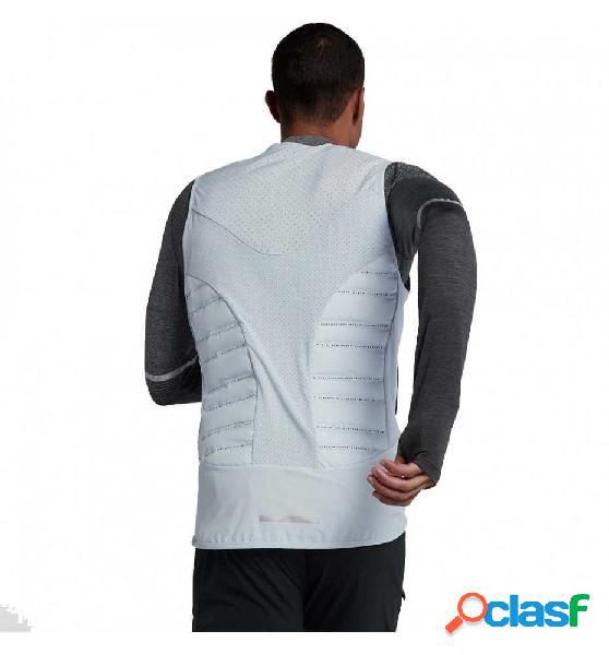 Chaleco Running Nike M´ Nike Aeroloft Vest Blanco M