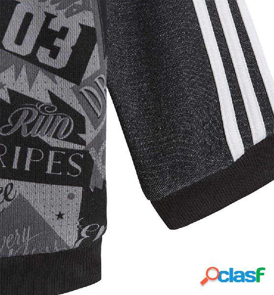 Chandal Casual Adidas I Bball Jog Ft 68 Gris Oscuro