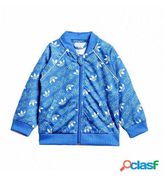 Chandal Casual Adidas I M Trf Sst 74 Azul