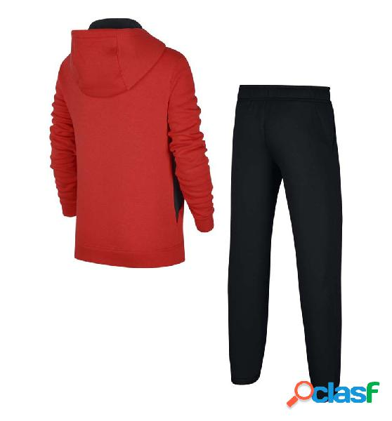 Chandal Casual Nike B Nsw Trk Suit Bf Core M Rojo