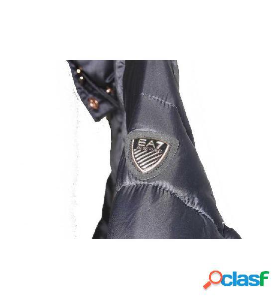 Chaqueta Casual Armani Bomber Jacket 6yfb01 10 Negro