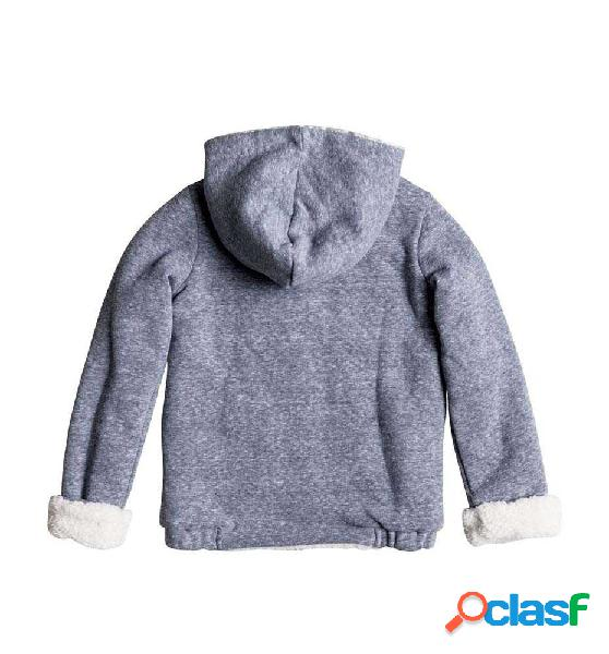 Chaqueta Casual Roxy Tucca K Otlr Bsqh 6 Gris
