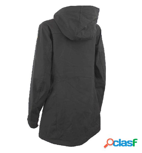 Chaqueta Outdoor Icepeak Tenley Softshell Jacket 38 Negro