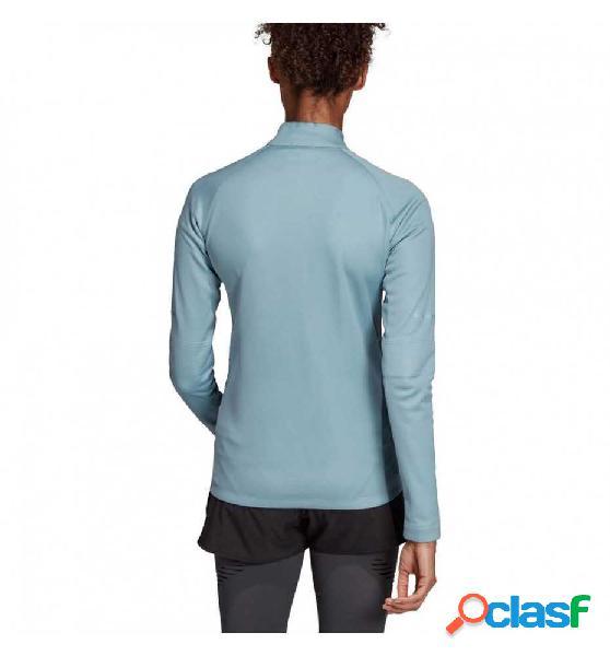 Chaqueta Running Adidas Phx Jacket W Azul M