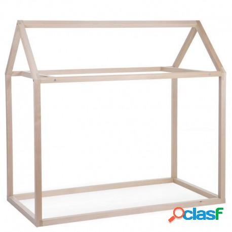 Childhome - Estructura Tipi Cuna En Forma De Casa 70X140