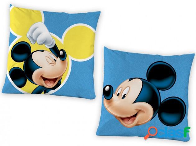 Cojín Mickey Mouse Blue relleno