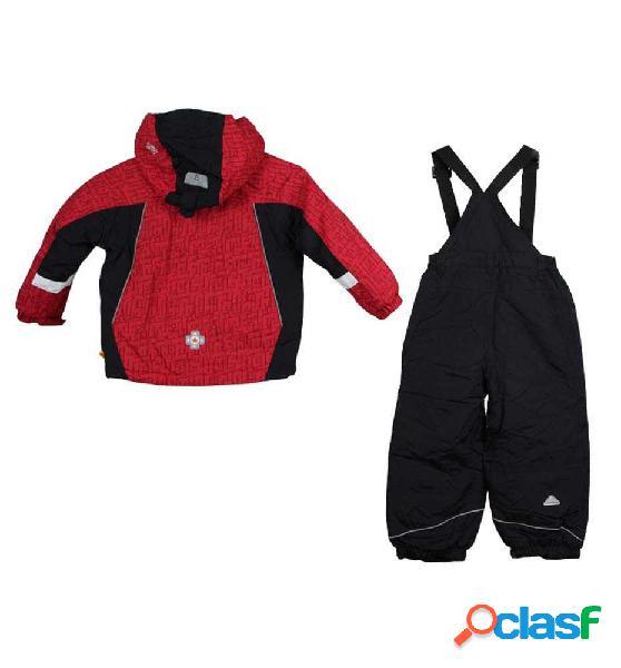 Conjunto Nieve Niño Icepeak Edgard Kd 92 Rojo
