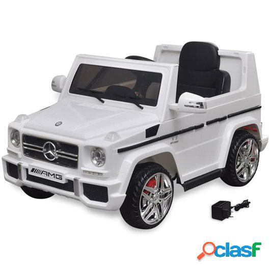 Correpasillos eléctrico Mercedes Benz G65 SUV 2 Motores