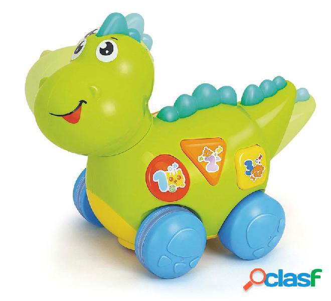 Dino Activity con Sonido y Movimiento de 18x24 cm