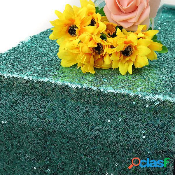 El verde de la menta 30x180cm se ruboriza la decoración del