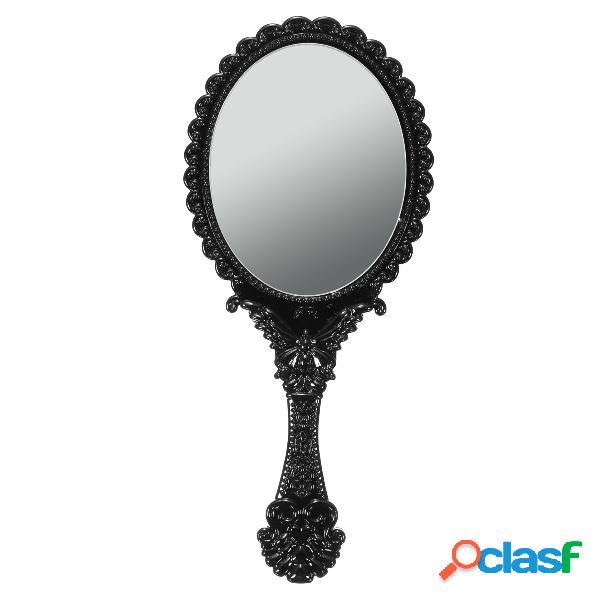 Espejo retro plegable de la manija retro Espejos negros