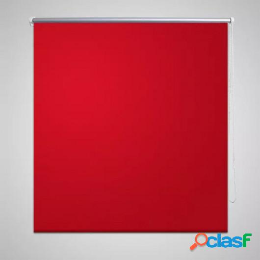 Estor Persiana Enrollable 120 x 230 cm Rojo