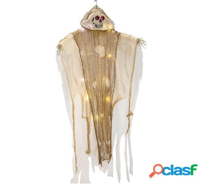Fantasma Marrón con Luz 125x170 cm