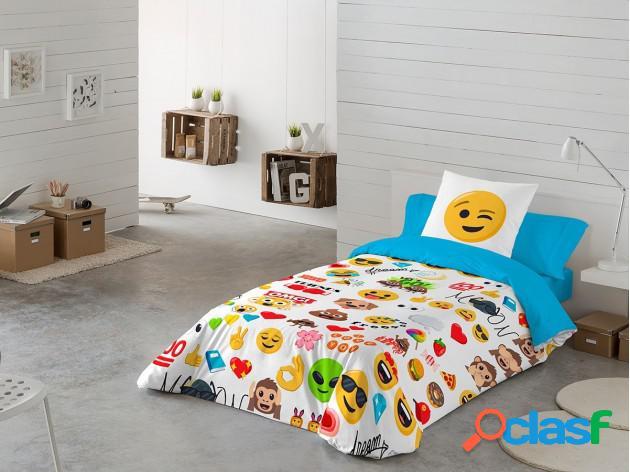 Funda Nórdica Emoji Party