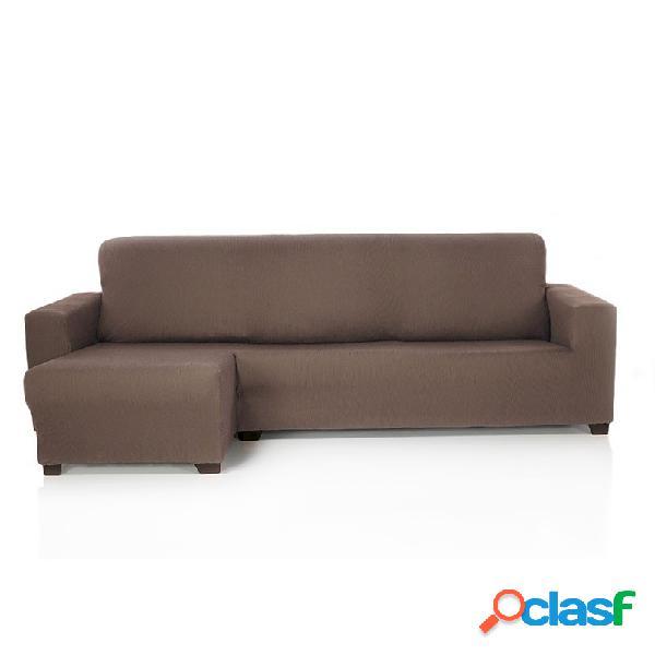 Funda de sofá chaise longue elástica strada