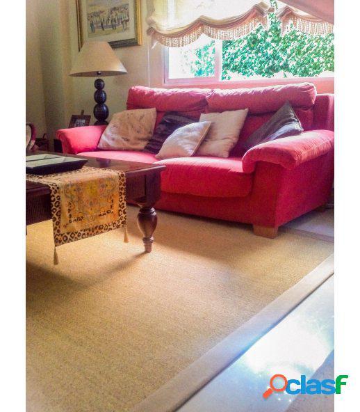 Ibiza. alfombra de sisal a medida.