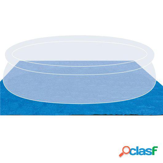 Intex Tela protectora de suelo para piscina cuadrado 472x472