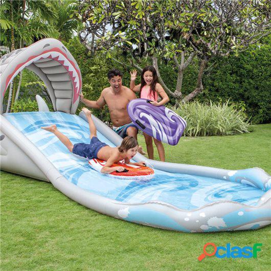 Intex Tobogán de agua inflable Surf 'n Slide 57159NP