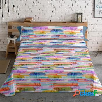 Juego de sábanas rainbow lois