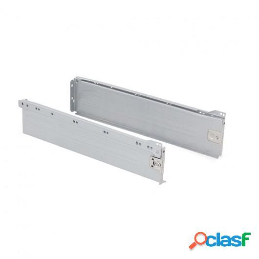 Kit cajón de cocina Ultrabox, altura 118 mm, prof. 400 mm,