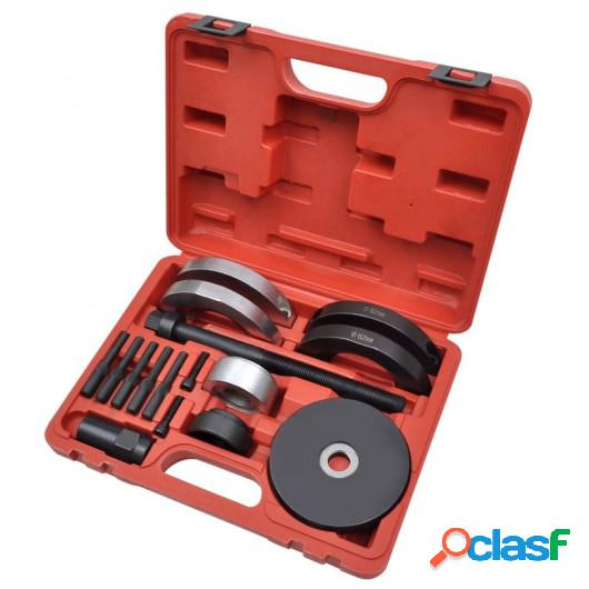 Kit de herramientas para cambiar rodamientos de rueda 16