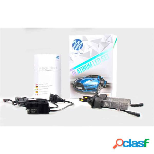 LSOHB4 - HB4 Kit led para faros M-TECH Platinum