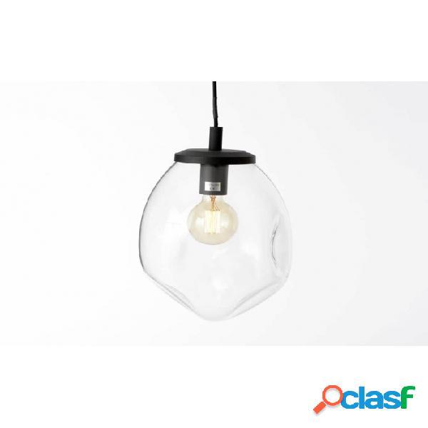 Lámpara De Techo Cristal Vidrio Clasico 24,5 X 30