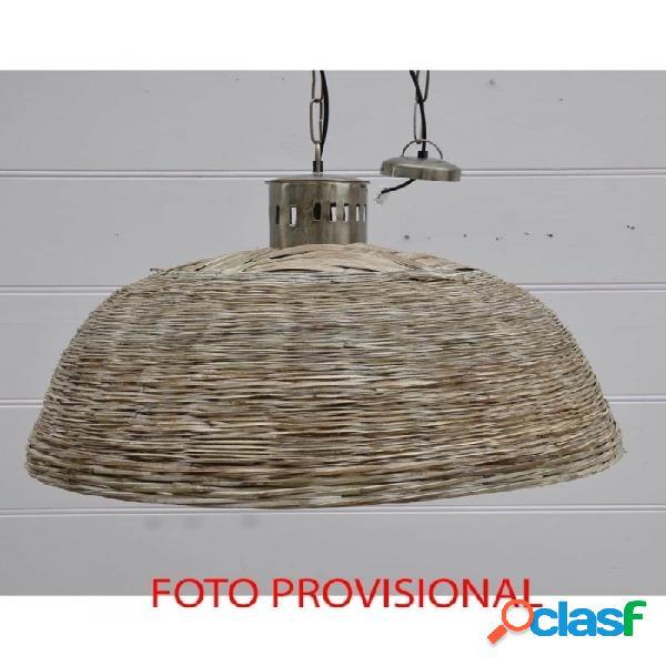 Lámpara De Techo Gris Hierro 77 X 47