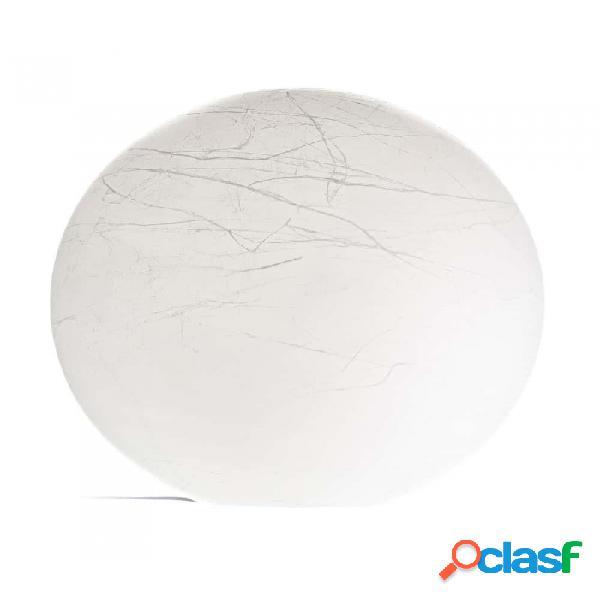 Lámpara Mesa Blanco Acrilico Clasico 40.00 X 40.00 X 40.00