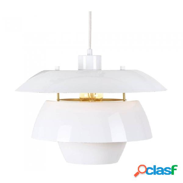 Lámpara Techo Blanco Acero Moderno 38.00 X 38.00 X 26.00