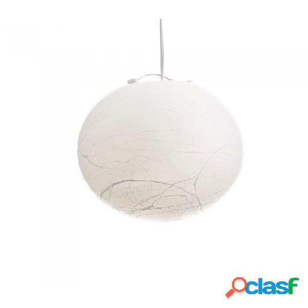 Lámpara Techo Blanco Acrilico Clasico 40.00 X 40.00 X 40.00