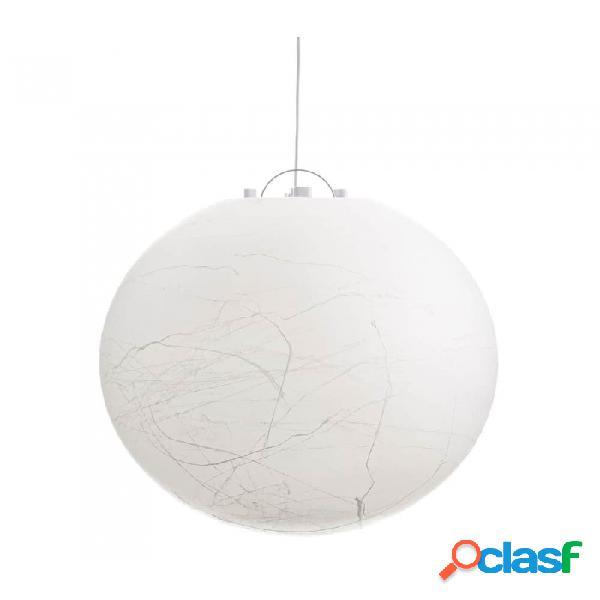 Lámpara Techo Blanco Acrilico Clasico 60.00 X 60.00 X 60.00