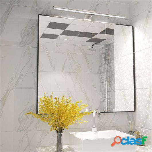 Lámparas de espejo 2 unidades luz blanco frío