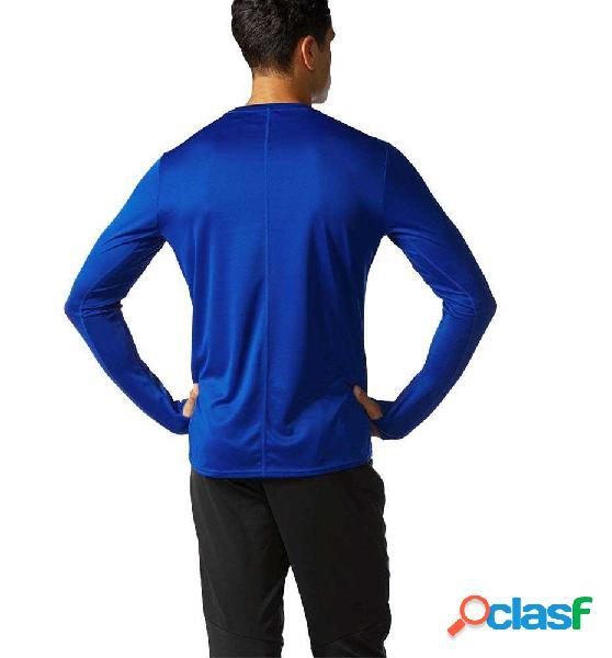 Long Shirt Running Adidas Rs Ls Tee M Azul Marino M