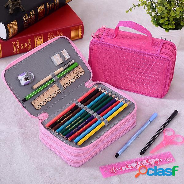 Lápices de dibujo portátil de colores Lápices de dibujo