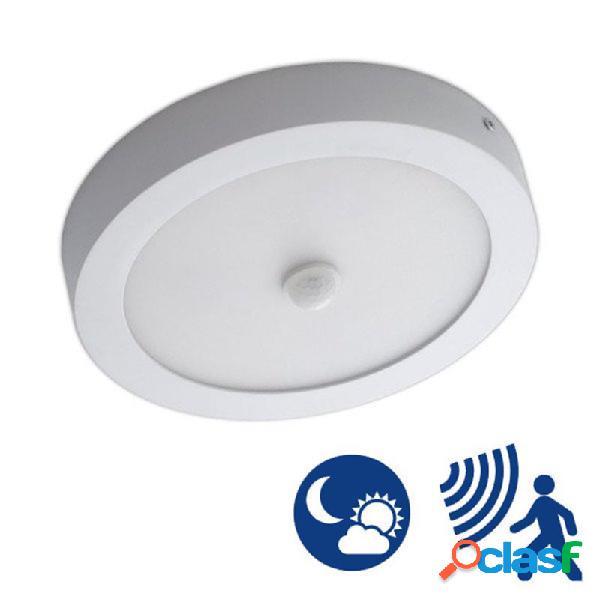 MasterLed - Plafón LED detector de presencia y sensor