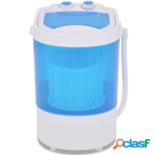 Mini lavadora con 1 tambor 2,6 kg
