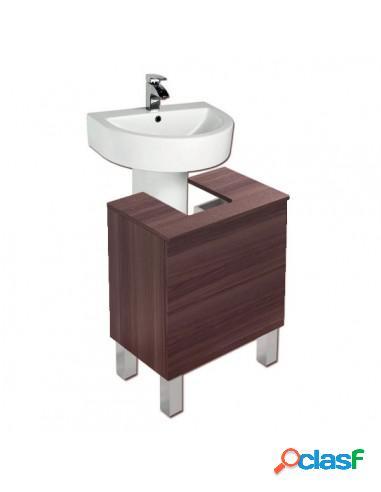 Mueble De Baño Económico Para Lavabo Con Pedestal