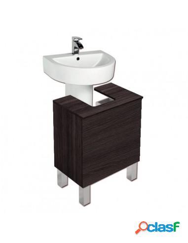 Mueble De Baño Para Lavabo Con Pedestal