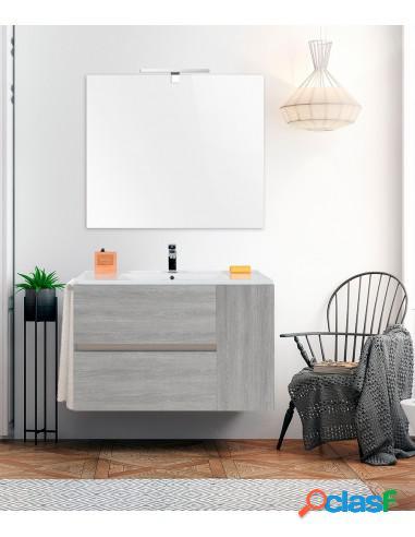 Mueble De Baño Suspendido Moderno