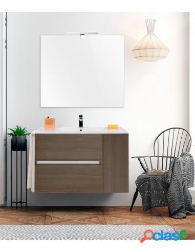 Mueble Para Baño Suspendido Moderno