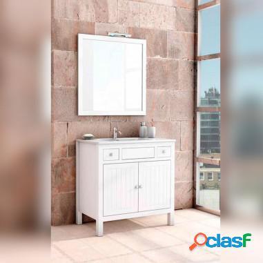 Muebles rústicos para baño - otium