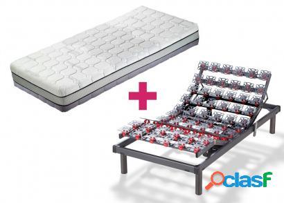 Pack Hukla colchón Hukla TermoTech + somier Hukla Grafeno -