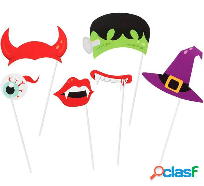 Pack de Photocall para Halloween