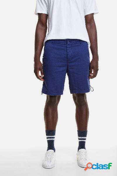 Pantalón cargo azul - BLUE - 30