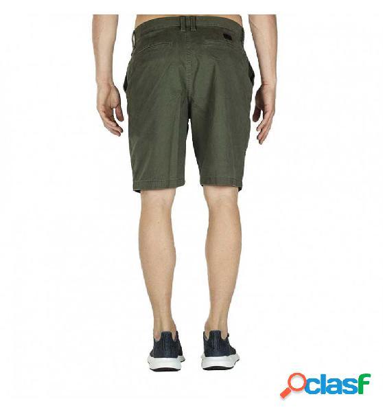 Pantalon Corto Chino Casual Billabong New Order 32 Verde
