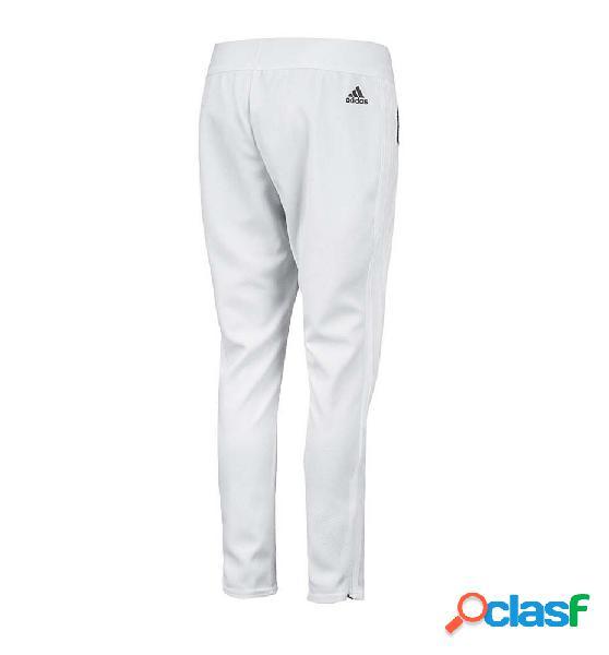 Pantalon Fitness Adidas 3s Tapered Pantalón Blanco Blanco M